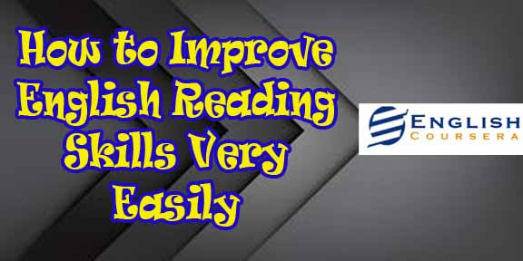 how to improve english reading skill