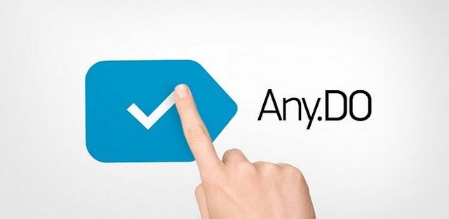 تطبيق Any.do: To do list  لتذكيرك بالمهام والمواعيد كامل