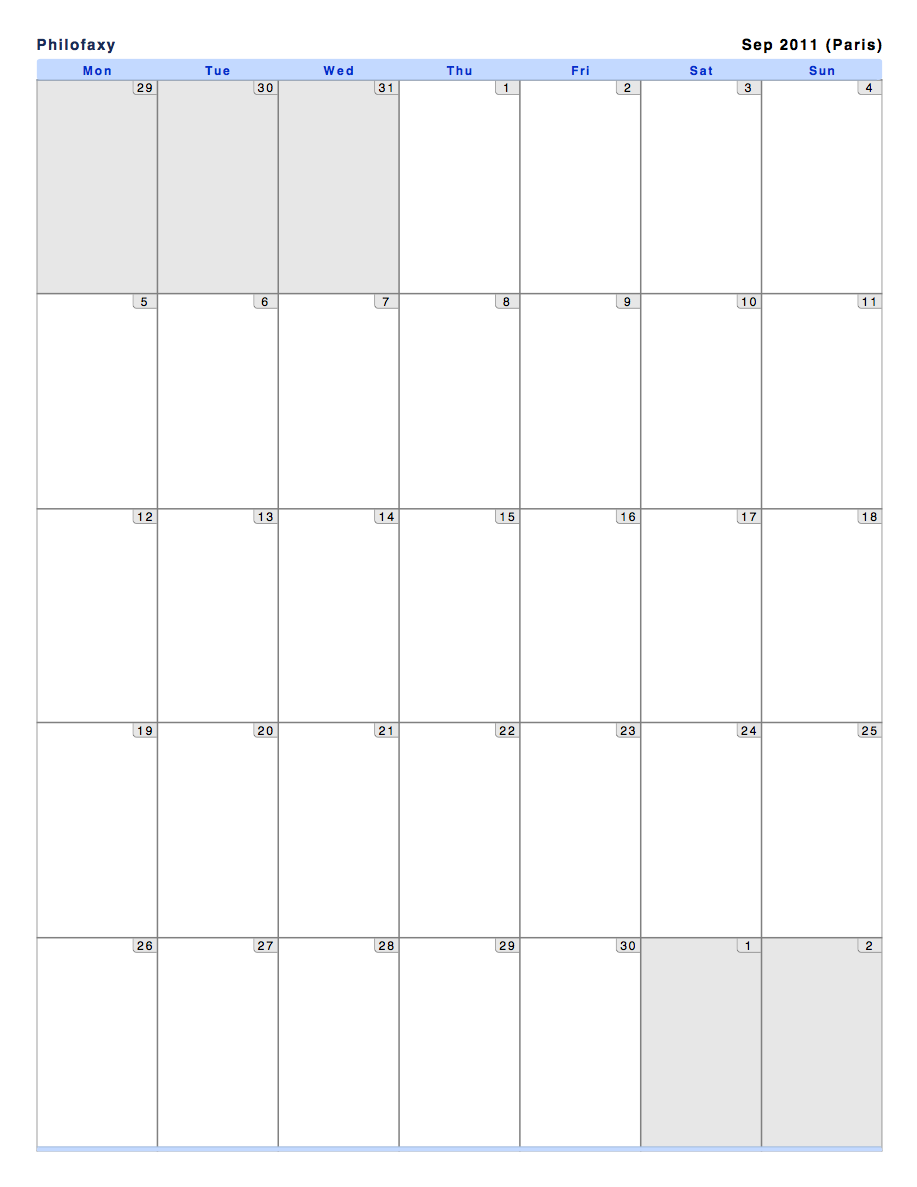 Weekly Calendar Horizontal Printable Weekly Calendar Printable Weekly Planners Philofaxy Monthly View Calendars