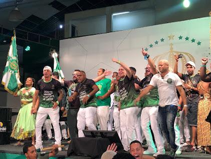 Império Serrano define samba para o próximo Carnaval