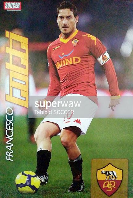 Francesco Totti AS Roma 2009