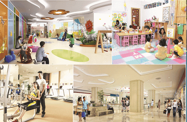 Không gian tiện ích Thống Nhất Complex - 82 Nguyễn Tuân