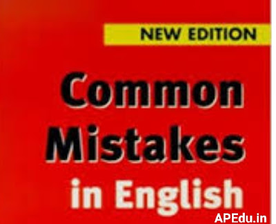 Common mistakes in English ‼️