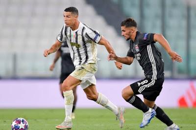 ملخص واهداف مباراة يوفنتوس وليون (2-1) دوري ابطال اوروبا
