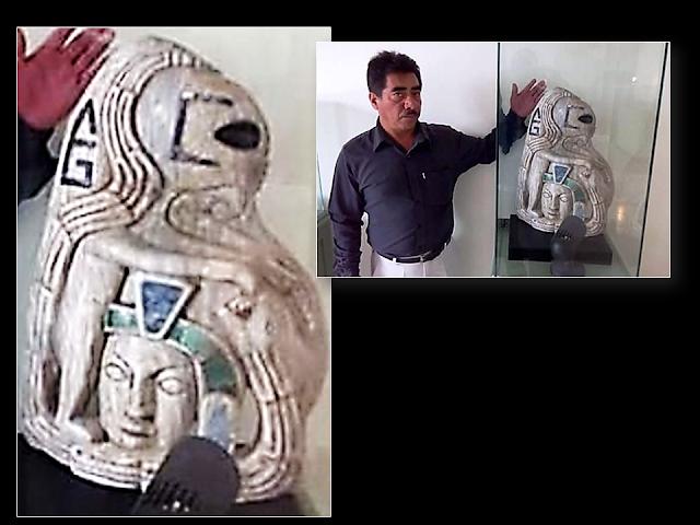 Mystery of Maxtaloya Statue