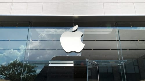 Apple has closed some stores in the United States