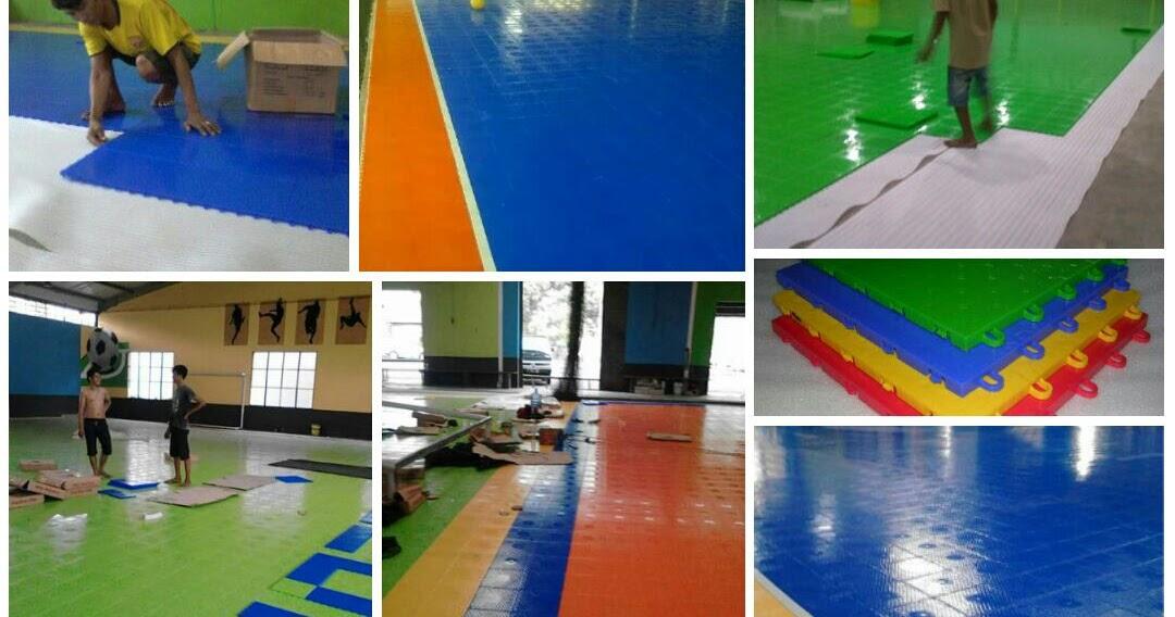 Harga Interlock Futsal Karpet Futsal Murah