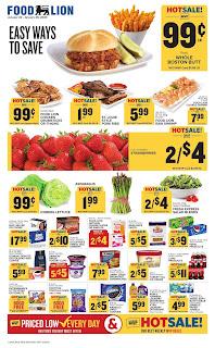 ⭐ Food Lion Ad 1/22/20 ⭐ Food Lion Weekly Ad January 22 2020