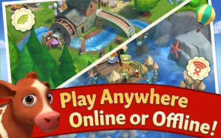 farmville 2 mod apk unlimited coins