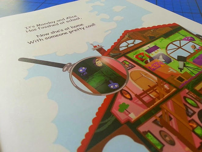 The Fly Guys by Bobby Thandi children's book review