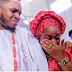 Gist: Photo of mother and groom crying on his wedding day
