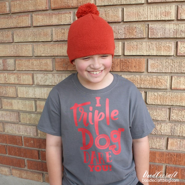 I Triple Dog Dare You Shirt