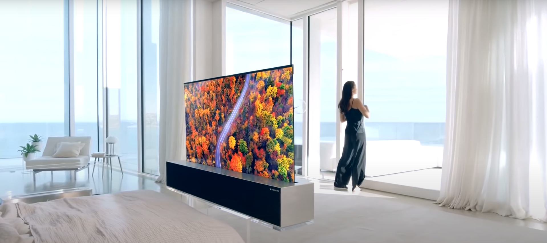 телевизор дома