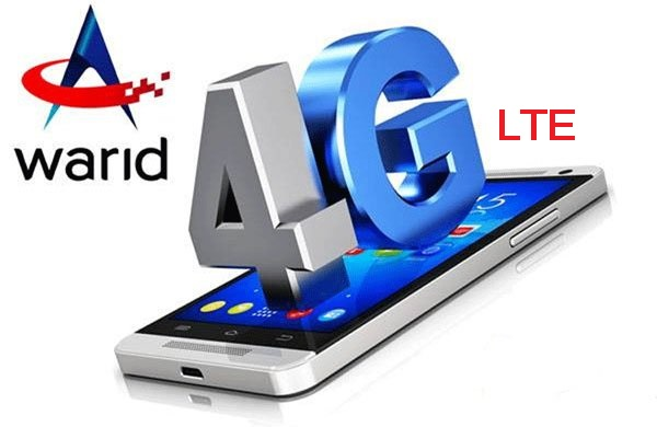 When is Warid 4G LTE Service Coming out in Pakistan