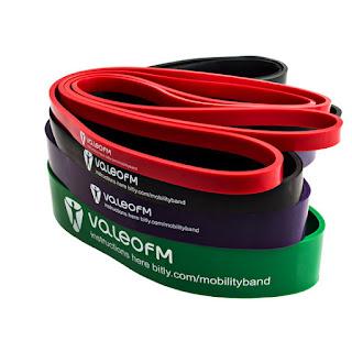 mobility resistance bands set