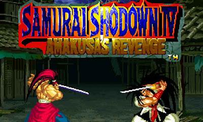 Samurai Shodown Mod Apk terbaru