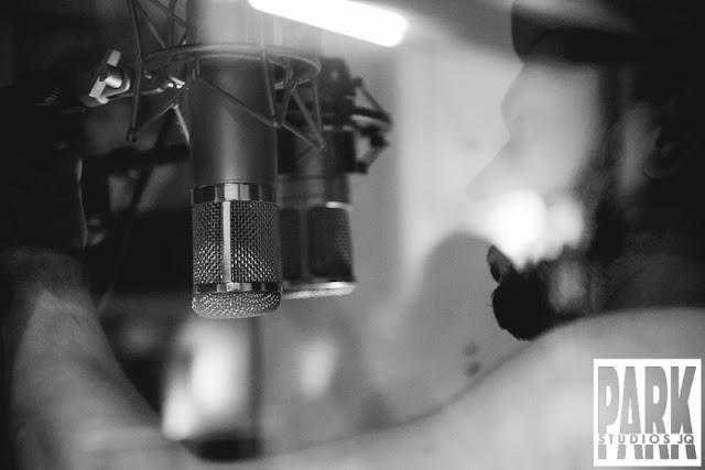 The Carnival Club EP | Birmingham Recording Studio | Park Studios JQ | peluso and rhode microphones