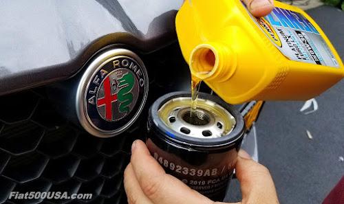 Fiat 9.55535-GS1 Oil Specs