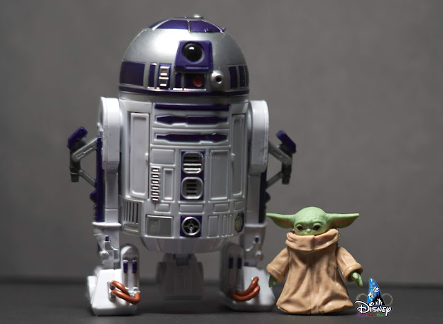 孩之寶, Hasbro, Star Wars The Black Series, The Child, Baby Yoda, Figure, Star Wars, The Mandalorian, Disney+, 星球大戰, 星際大戰, R2-D2