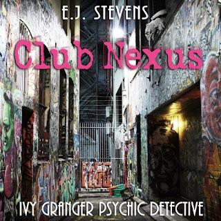Club Nexus Ivy Granger Psychic Detective Award Winning Urban Fantasy Audiobook by E.J. Stevens