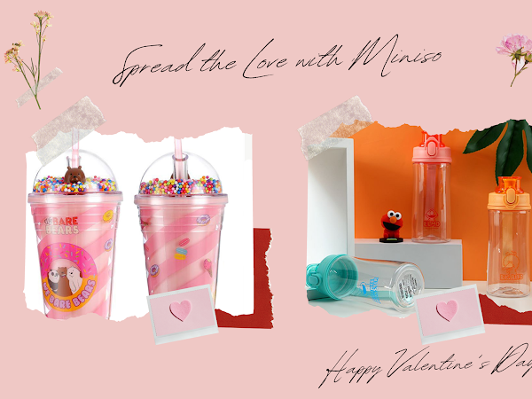 Spread the Love with Miniso this Valentines Day 2021