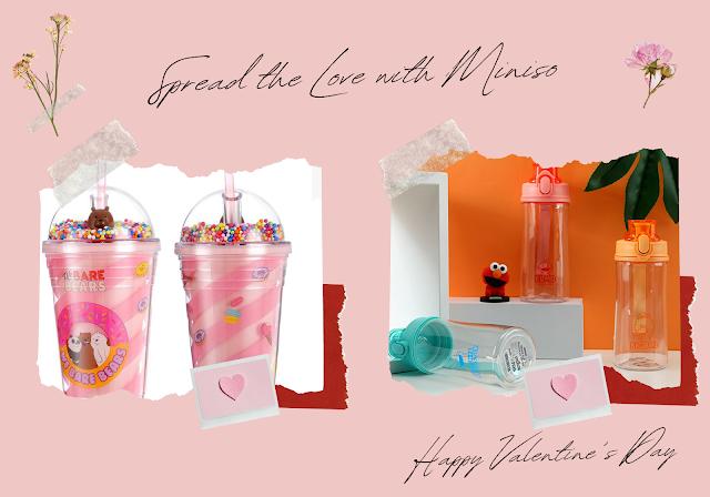 Miniso Valentine's Gift