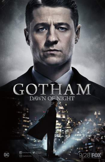 Gotham 4ª Temporada Torrent – WEB-DL 720p/1080p Dual Áudio
