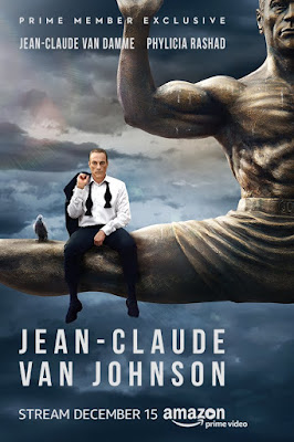 Jean-Claude Van Johnson Amazon