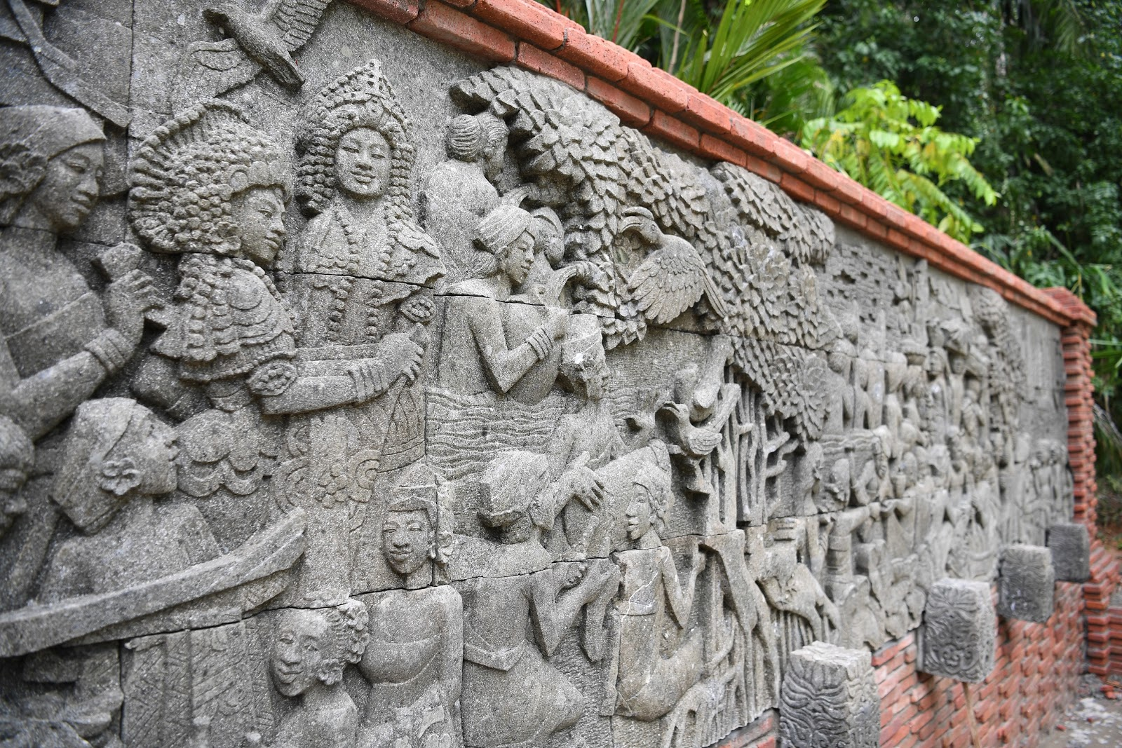Pancur Larangan (or the Forbidden Spring)