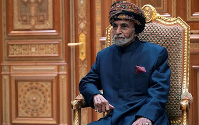 Sultan of Oman passes away at 79 without an heir after ruling for 50 years, raising fears of a bloody takeover