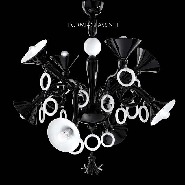 nero-lucido-lampadario-di-murano-in-vetro-soffiato
