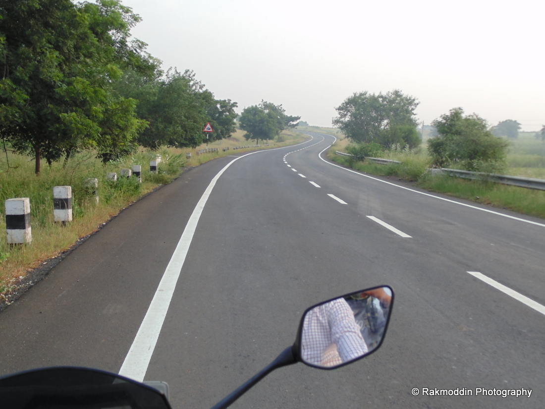 One day weekend bike trip to bidar from gulbarga, Karnataka