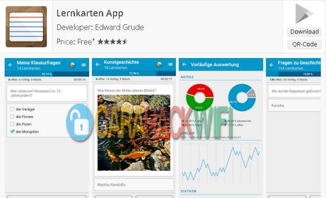 Flashcards App apps android untuk mahasiswa