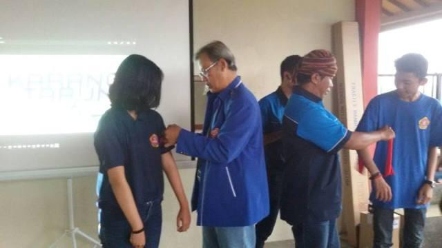 Karang Taruna Rancanumpang Gelar Latihan Dasar Kepemimpinan