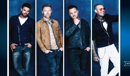 "Konsert Boyzone ""Thank You and Goodnight Farewell Tour"""