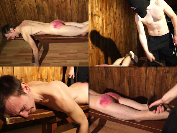 #RusStraightGuys - Yelling young boy Tosha – Russian Home punishments series