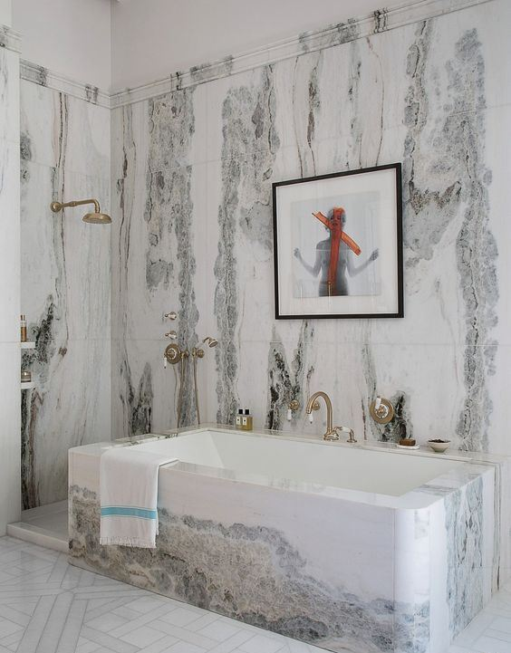 chic bathroom interior design idea to copy right now