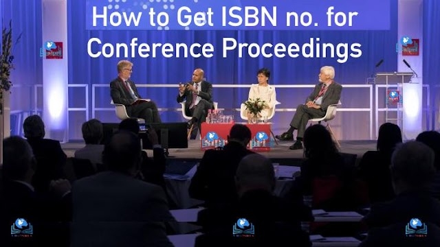 How to Get ISBN for Conference Proceedings