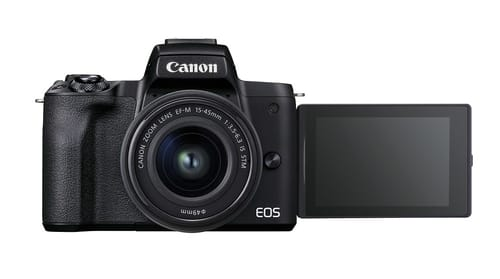 The EOS M50 Mark II is becoming more attractive to vloggers