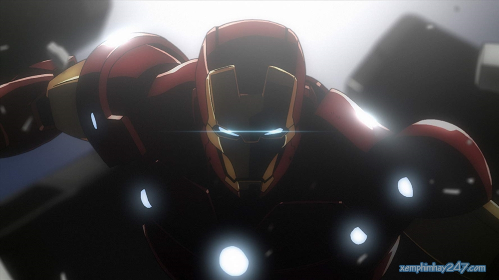 http://xemphimhay247.com - Xem phim hay 247 - Người Sắt: Sự Nổi Giận Của Technovore (2013) - Iron Man: Rise Of Technovore (2013)