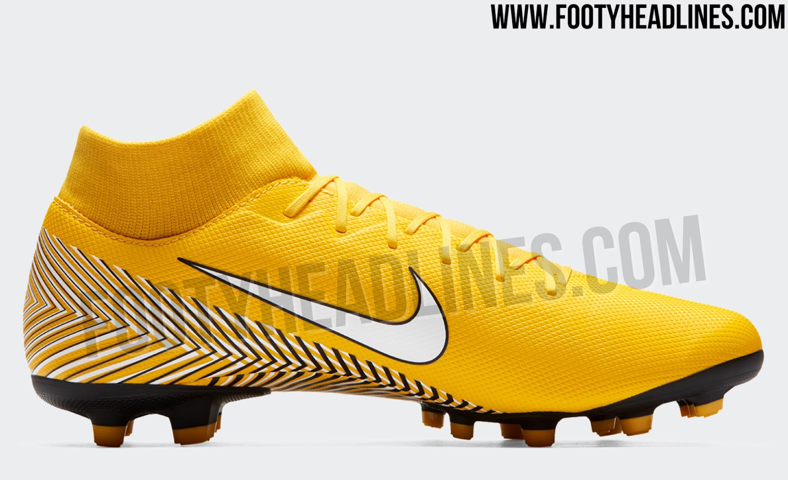 2018 world cup knockout stage boots amarillo nike