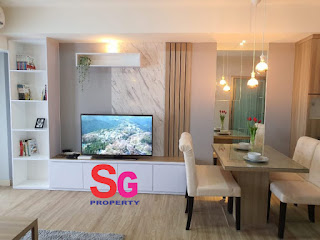 furnish duco apartemen orange county di sewakan murah