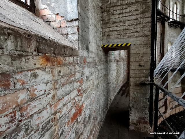 Warszawa Warsaw Wola Prądzyńskiego czerwona cegła przedwojenne gaz architektura architecture zabytek gazowniki