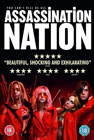 Assassination Nation (2018) Full Hindi Dual Audio Movie Download 480p 720p Bluray
