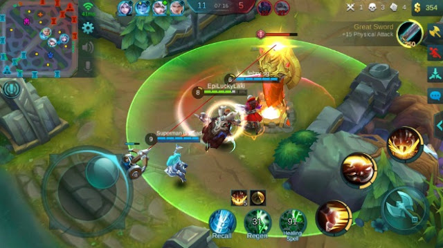 10 Cara Menang Terus Main Mobile Legends / ML