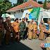 Muspika Kecamatan Baregbeg lakukan Sosialisasi Pencegahan Covid-19 Antar Desa