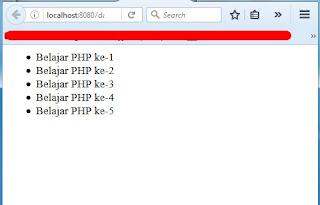 Fungsi Dan Pengertian PHP