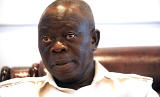 Drama As Court Dismisses Oshiomhole's Appeal Challenging His Suspension As APC Chairman