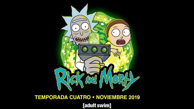 Rick Y Morty Temporada 4 Parte 1 Meta Crónica