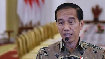Jokowi Tolak Empat Revisi UU KPK Usulan DPR RI